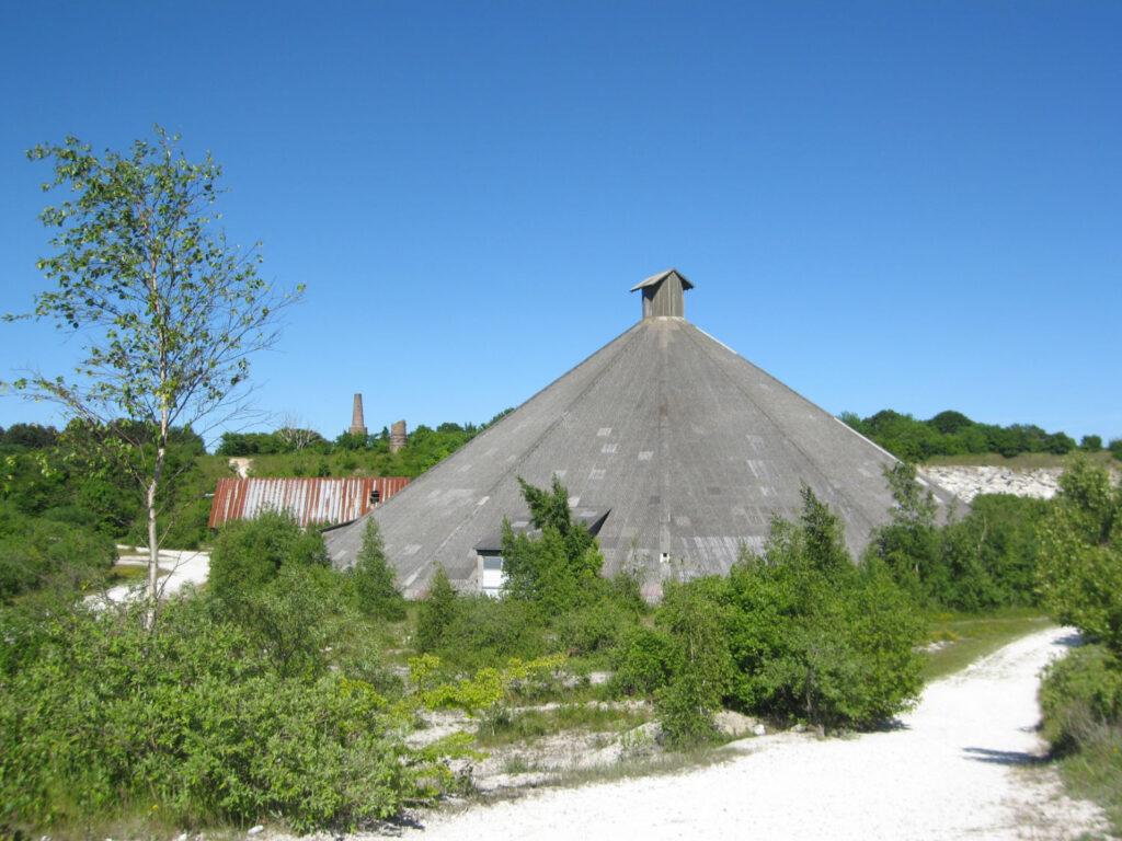 Pyramiden - Østsjællands Museum vandretur ved Stevns klint